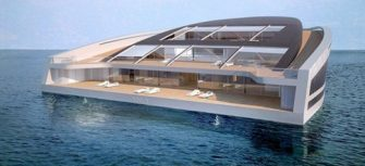 Amazing Luxury Yacht
