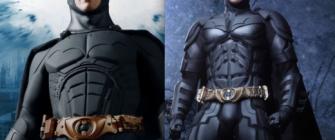 Hot toys vs Enterbay Batman Figure