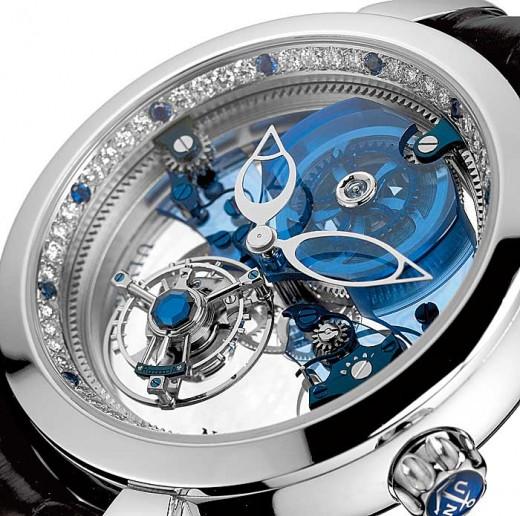 Ulysse Nardin Royal Blue Tourbillon