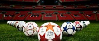 soccer balls champions league wembley