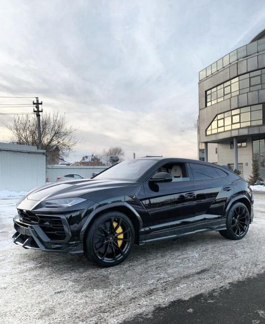 💮@slay2finess💮Murdered out Urus 💀