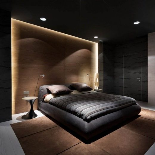 20 Beautiful Black & White Bedrooms Ideas