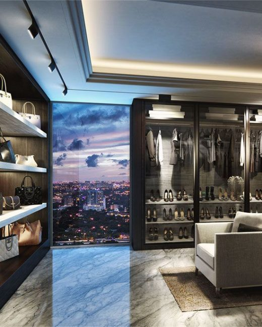 30 Walk-in Closets You Won't Mind Living In