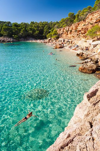 48 hours in Ibiza