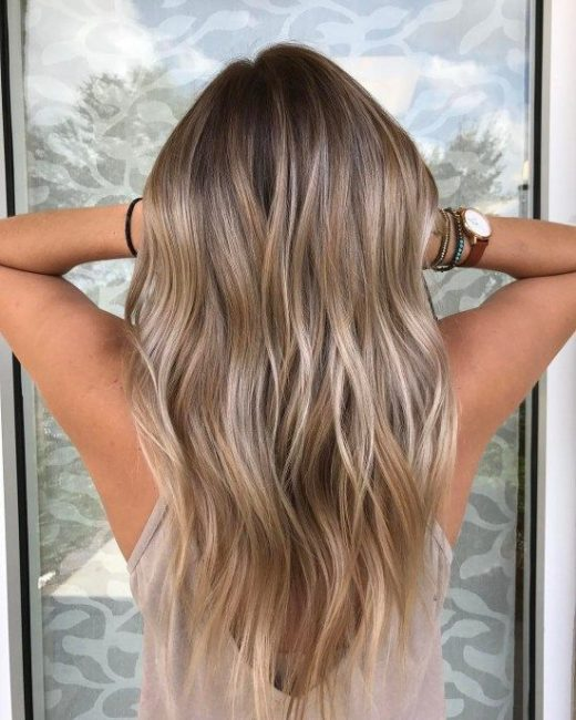 Flattering Balayage Hair Color Ideas for 2019