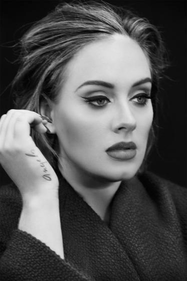 Behind TIME's Cover With Adele