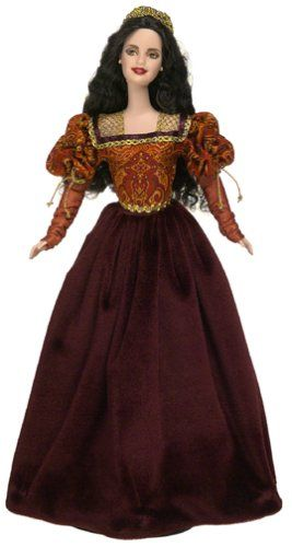 Dolls World Princess Collection Portuguese