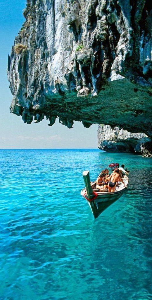Koh Phi Phi Don, Thailand, Fascinating Travel Destination, travelling ideas, tra…