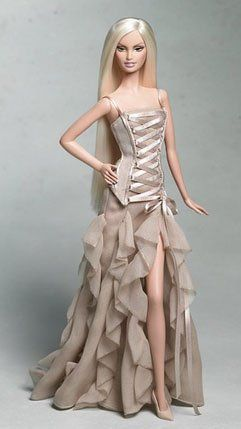 Toys – Great Gifts Barbie Doll – Gold Platinum Label and Wedding and Beyond
