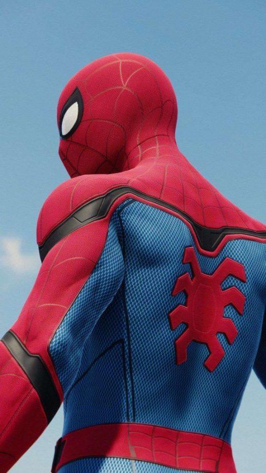 iPhone X Wallpaper Screensaver Background 147 Spiderman 4k Ultra HD