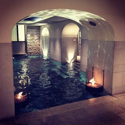 10 Beautiful Indoor Pools to Inspire Serious Winter Wanderlust