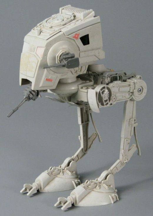 110.9185: Star Wars: AT-ST Vehicle | vehicle | Action Figures and Character Toys…