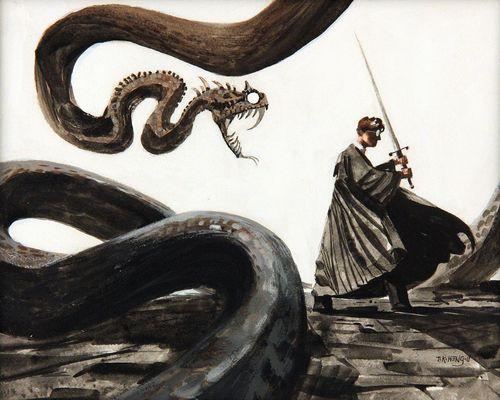 40 Beautiful Harry Potter Art and Illustration Tributes