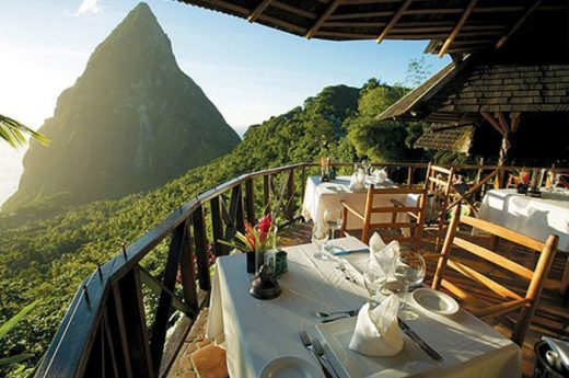 50 Of The World's Most Breathtaking Restaurant Views