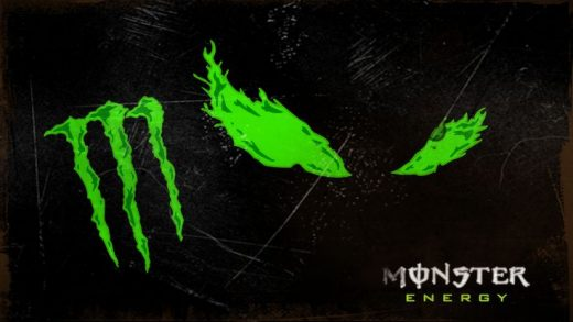 Amazing Monster Energy Eyes High Quality In HD Wallpaper | WALLSEV.
