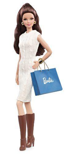 Barbie Doily Cocktail Dress (Free Crochet Pattern)