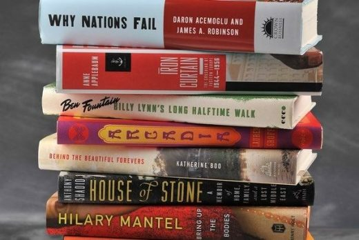 Best of 2012: 50 notable works of nonfiction
