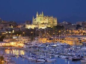 Cathedral, Palma, Mallorca, SpainBy Neil Farrin