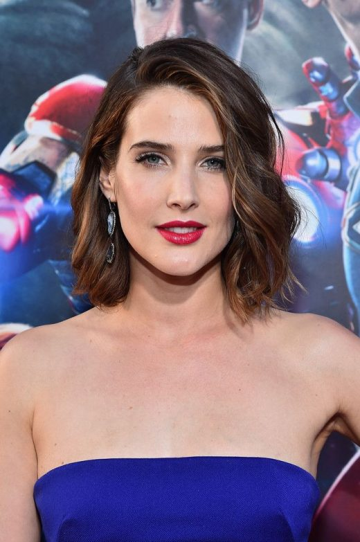 Cobie Smulders Photos Photos: World Premiere of Marvel's 'Avengers: Age Of Ultron' – Red Carpet