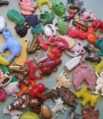 Cracker Jack Toys.