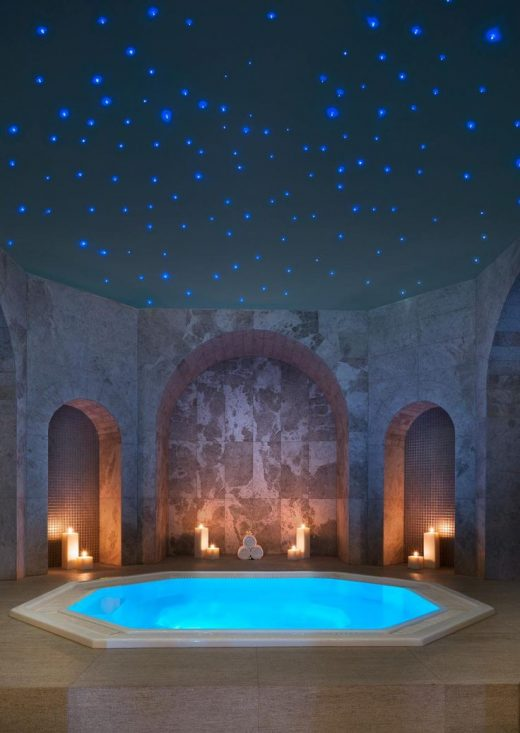 Dreamy luxury spa! Iridium Spa at the St Regis Mauritius #spa #luxury #spatreatments