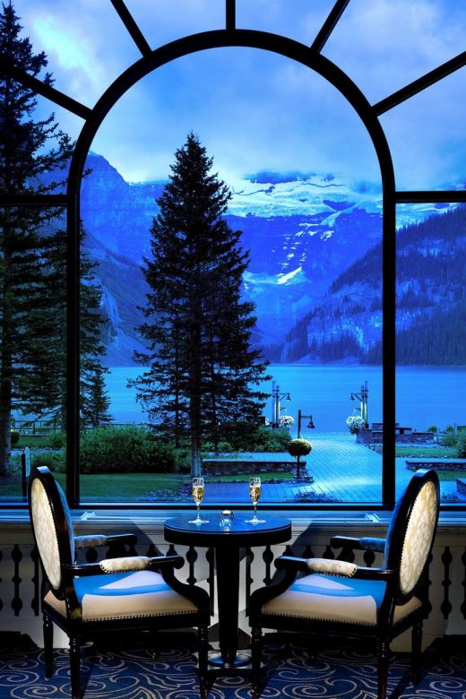 Fairmont Chateau Lake Louise Majestically located…