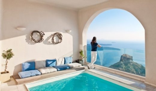Gold Suites (Santorini, Greece