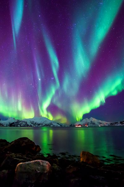 How to tackle the world's greatest travel experiences: Northern Lights