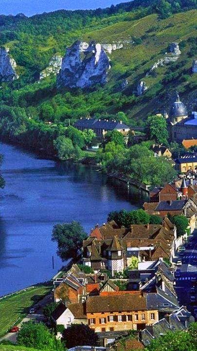 Les Andelys, Haute-Normandie, França | Express Fotos