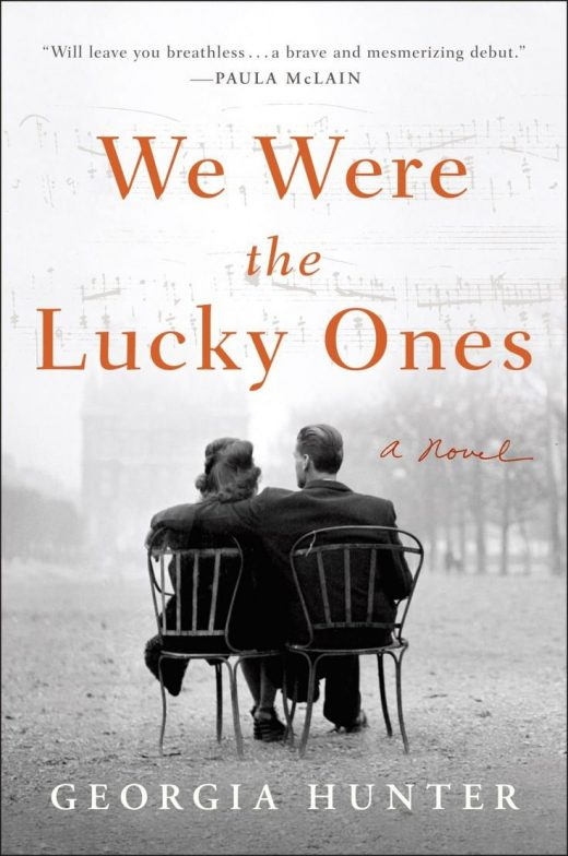 "NATIONAL BESTSELLER""Reading Georgia Hunter's We Were the Lucky Ones is like being swung heart first into history. . . . A brave and mesmerizing debut, and a truly tremendous accomplishment."" —Paula McLain, New York Times bestselling author of The Paris WifeNAMED ONE OF GLAMOUR MAGAZINE'S BEST BOOKS TO READ IN 2017NAMED ONE OF HARPER'S BAZAAR'S BOOKS YOU NEED TO READ IN FEBRUARYAn extraordinary, propulsive novel based on the true story of a family of Polish Jews who are separated at the start …"