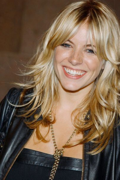 Sienna Miller's best moments as a hair & beauty icon…