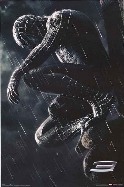 Spider-Man 3 Venom Movie Poster 22×34