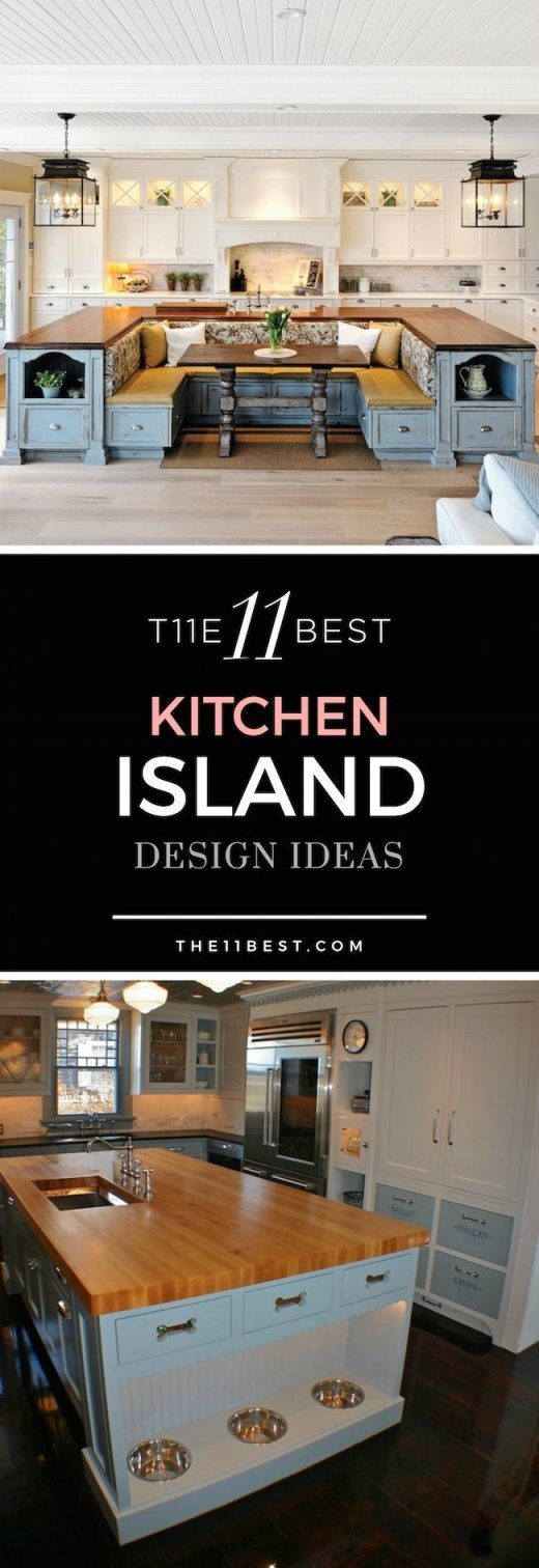 The 11 Best Kitchen Islands