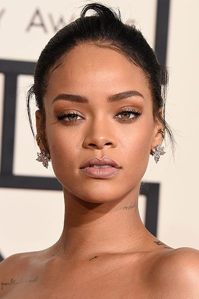 The Best Beauty Looks at the 2015 Grammy Awards