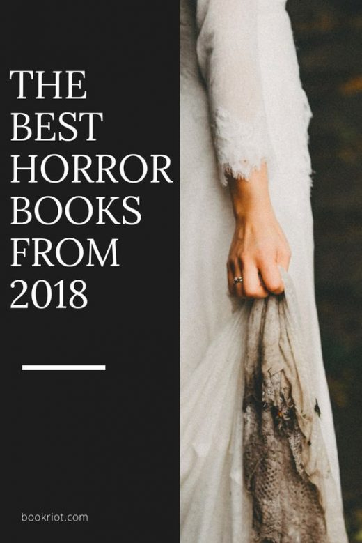 The Best Horror Books From 2018 to Read This Halloween Season