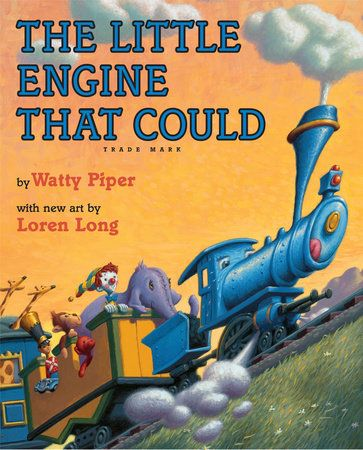 The Little Engine That Could by Watty Piper | PenguinRandomHouse.com: Books