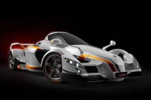Tramontana XTR: Another Spanish supercar sensation?