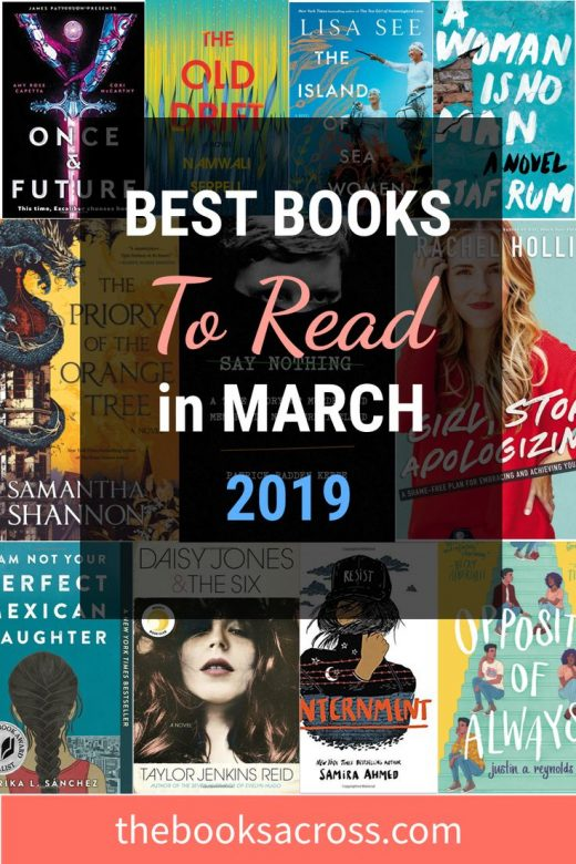 11 March Hot Releases for the new Spring Readings
