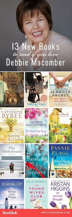 13 Books to Read If You Love Debbie Macomber