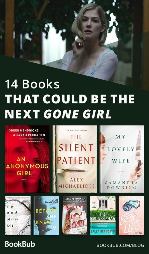14 Books That Could Be This Year's 'Gone Girl'