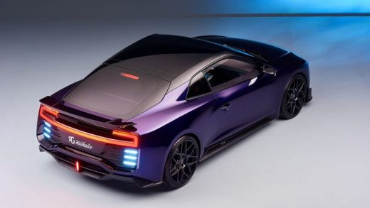 800-horsepower electric supercar hopes to usher in the methanol fuel cell age