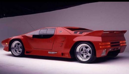 1989 Vector W8 – American Supercar.