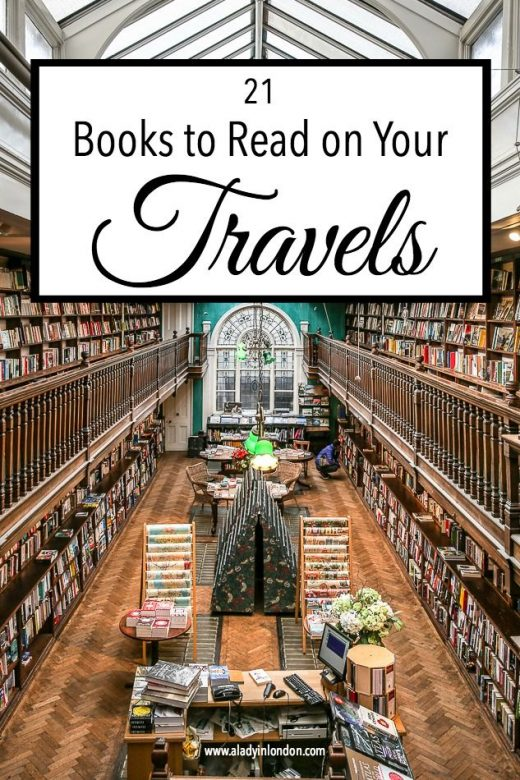 21 Books to Read While Traveling – A Country by Country Guide
