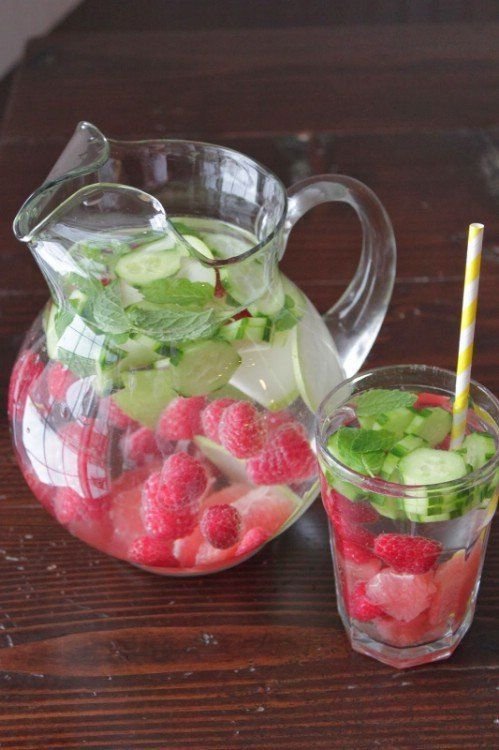 25 Detox Waters For Clear, Radiant Skin