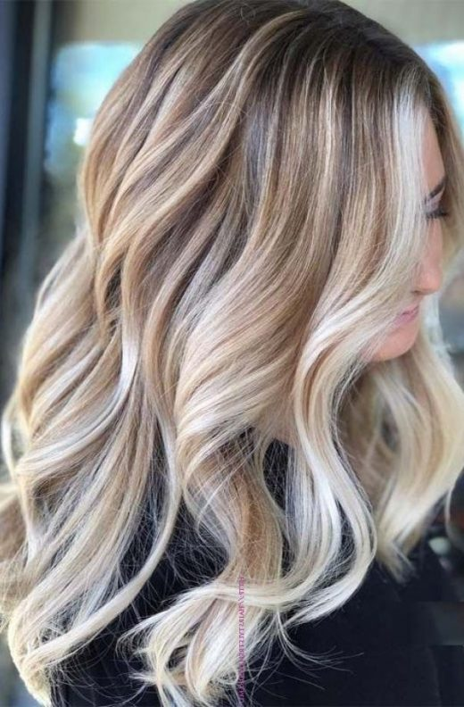 37 Cream Blonde Hair Color Ideas for This Spring 2019
