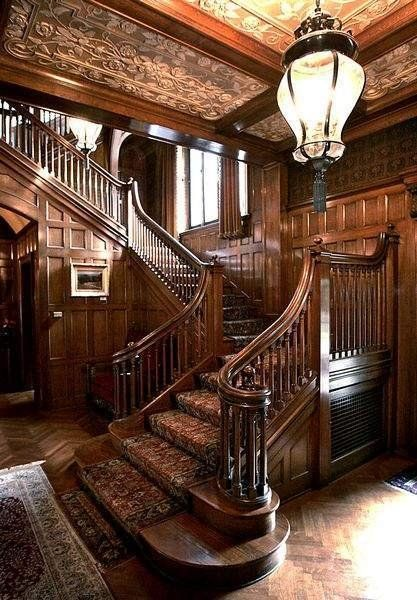 50 Best Design Grand Staircase