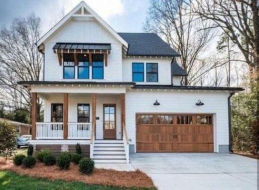 52 Best Farmhouse Exterior Design Ideas