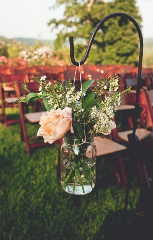 52 Bright Summer Wedding Aisle Decor Ideas