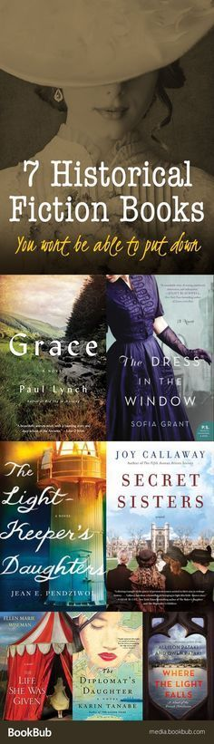 7 Historical Fiction Books Coming in July