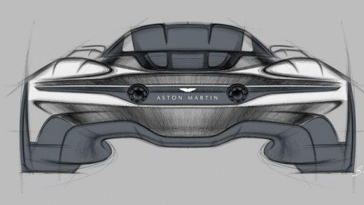 Aston Martin Vanquish Vision concept coming for Ferrari F8 Tributo and company
